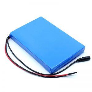 इलेक्ट्रिक बाइक के लिए लिथियम बैटरी 18650 12V 10AH