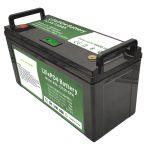 इलेक्ट्रिक फ्लोर वॉशर के लिए बुद्धिमान बीएमएस के साथ उच्च क्षमता 12V150Ah LiFePO4 बैटरी