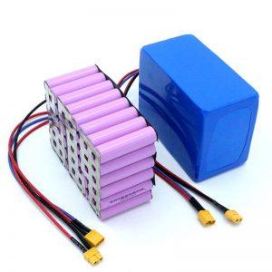 फैक्टरी मूल्य 18650 बैटरी सेल उच्च शक्ति 12V रिचार्जेबल ली आयन लिथियम बैटरी बिक्री के लिए