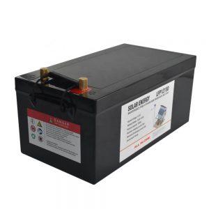 उच्च गुणवत्ता वाली बैटरी 12v 200ah LiFePO4 सौर बैटरी