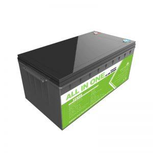 उच्च क्षमता डीप साइकिल रिचार्जेबल 12.8v 400ah Lifepo4 लिथियम आयन बैटरी पैक Battery