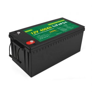फैक्टरी मूल्य गहरी चक्र सौर LFP बैटरी 12 v 400Ah सौर LiFePO4 बैटरी
