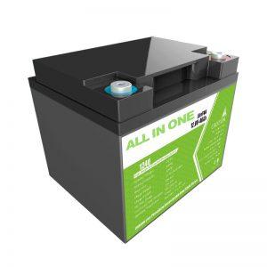 घरेलू उपकरण ऊर्जा भंडारण के लिए फैक्टरी मूल्य 12.8V 40Ah लीड-एसिड प्रतिस्थापन replacement