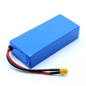 रिचार्जेबल उच्च गुणवत्ता वाले 12v 12Ah ली-आयन बैटरी 3S6P लिथियम आयन बैटरी पैक