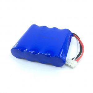 स्मार्ट वैक्यूम क्लीनर के लिए रिचार्जेबल 14.8V 2200 एमएएच 18650 ली-आयन लिथियम बैटरी पैक