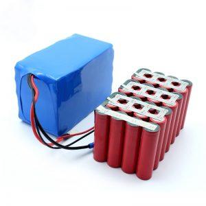 अनुकूलित उच्च गुणवत्ता अच्छी कीमत शीर्ष बिक्री 18650 24 V 8.8Ah बैटरी