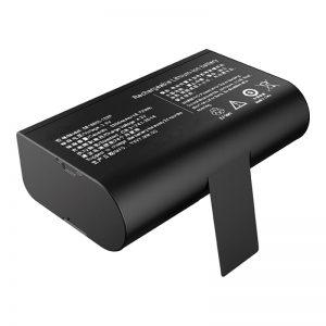 3.6V 5200mAh 18650 लिथियम आयन बैटरी एलजी बैटरी हैंड्स पॉस मशीन के लिए