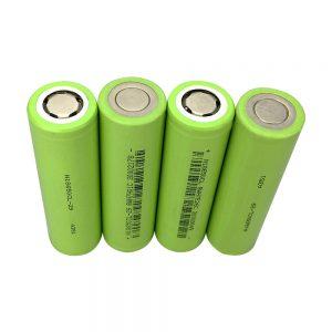 मूल रिचार्जेबल लिथियम आयन बैटरी 18650 3.7V 2900mAh सेल ली-आयन 18650 बैटरी
