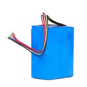 विशेष चिकित्सा उपकरण और उपकरणों के लिए इस्तेमाल किया 18650 3500mah कोशिकाओं 7.2v10.5ah बैटरी पैक