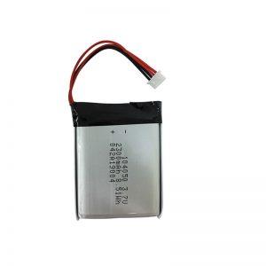 3.7V 2300mAh टेस्ट उपकरण और उपकरण बहुलक लिथियम बैटरी AIN104050