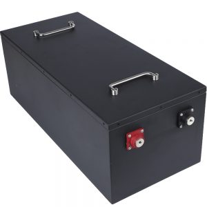 डीप साइकिल 36V बैटरी पैक 12S1P LFP लिथियम आयन 36V बैटरी पैक रिक्शा EV RV AGV ई-बाइक Lifepo4 36V 100Ah बैटरी