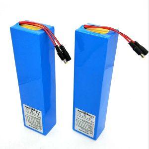 चीन कारखाने इलेक्ट्रिक स्कूटर लिथियम बैटरी पैक 36V 60V 10AH 40AH