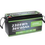फैक्टरी आउटलेट सुरक्षा डिजाइन लंबे जीवन समुद्री 36 v 60ah बैटरी Lifepo4
