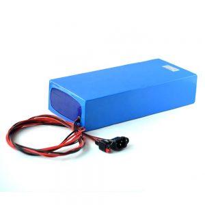 इलेक्ट्रिक स्कूटर के लिए 48v 20ah लिथियम बैटरी पैक 48v 1000w इलेक्ट्रिक बाइक बैटरी