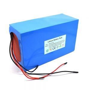 इलेक्ट्रिक स्कूटर के लिए 48 v / 20ah लिथियम बैटरी पैक