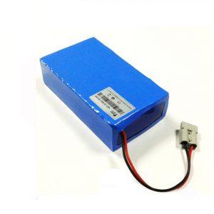 लिथियम आयन बैटरी 60v 12ah इलेक्ट्रिक स्कूटर बैटरी पैक करती है
