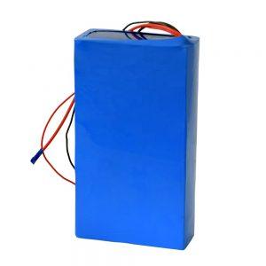 इलेक्ट्रिक स्कूटर के लिए रिचार्जेबल 60v 12ah लिथियम बैटरी