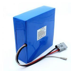 इलेक्ट्रिक स्कूटर के लिए 60 वोल्ट 30Ah 50Ah Li-Ion बैटरी पैक लिथियम बैटरी