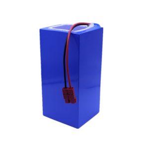 लिथियम आयन बैटरी पैक 60 v 40ah लिथियम बैटरी पैक 18650-2500mah 16S16P इलेक्ट्रिक स्कूटर / ई-बाइक के लिए