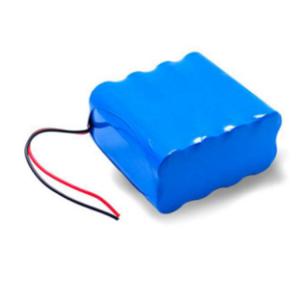 फिशपॉन्ड सोलर वाटर पंप के लिए ली-आयन बैटरी पैक 2S4P 7.4V 12.0Ah लिथियम आयन बैटरी akku