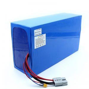इलेक्ट्रिक मोटरसाइकिल के लिए 18650 72v 100Ah बैटरी पैक