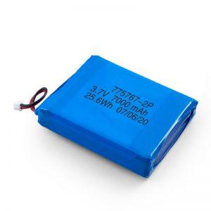 कस्टम 3.7V 2450 2600 3900 4000 4500 4700 5000 6000 9000 मेमो पॉलिमर बैटरी