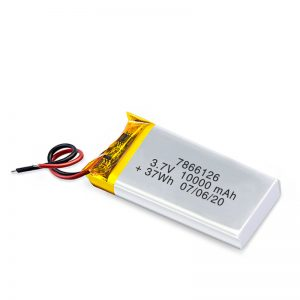 LiPO Rechargeable Battery 7866120 3.7V 10000mAh / 3.7V 20000mAH / 7.4V 10000mAh