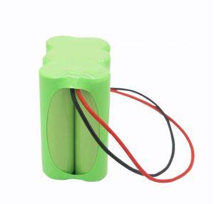 NiMH रिचार्जेबल बैटरी AA 2100mAh 7.2V