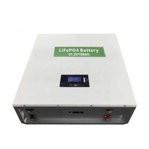 सभी में एक 48V 51.2V 100Ah सौर प्रणाली लिथियम लाइफपो 4 बैटरी घरेलू बिजली की दीवार 48V 5Kw 10Kw