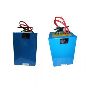 सौर / पवन प्रणाली के लिए LiFePO4 रिचार्जेबल बैटरी 150AH 24V