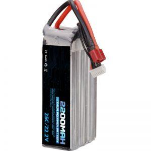 गर्म बिक्री रिचार्जेबल लिथियम बहुलक बैटरी 22000 mah 6s लाइपो