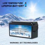 सभी एक कम तापमान लिथियम आयरन फॉस्फेट बैटरियों का परिचय