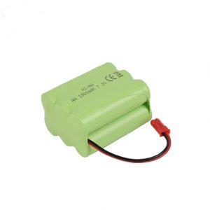 NiMH रिचार्जेबल बैटरी AA 1800mAH 7.2V