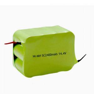 NiMH रिचार्जेबल बैटरी SC 2400mAH 14.4V