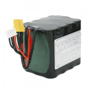सौर एलईडी लैंप के लिए रिचार्जेबल 18650 बैटरी सेल 3S4P Li-ion बैटरी पैक 11.1V 10Ah