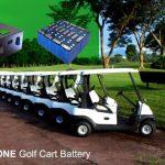 सर्वश्रेष्ठ गोल्फ कार्ट बैटरी: लिथियम बनाम। सीसा तेजाब
