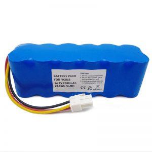 उच्च गुणवत्ता 14.4v प्रतिस्थापन वैक्यूम क्लीनर बैटरी के लिए navibot SR8750 DJ96-00113C VCA-RBT20