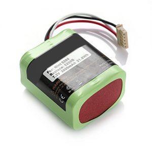 Beston Scooba Mint5200B 7.2V 3Ah प्रतिस्थापन रिचार्जेबल Ni-MH बैटरी पैक iRobot वैक्यूम क्लीनर के लिए